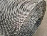 Engranzamento de fio frisado Locked do aço inoxidável
