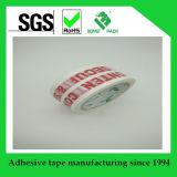 Qualität kundenspezifisches Firmenzeichen gedrucktes BOPP Klebstreifen packend