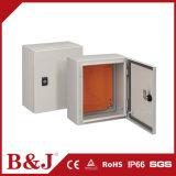 IP66 impermeabilizan el recinto eléctrico de acero del metal