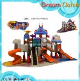Привлекательное напольное оборудование спортивной площадки для детей