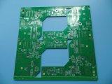 Отделка материала HASL PCB Cem-1 низкой цены с переключателем