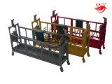 Plate-forme de fonctionnement suspendue par série de Zlp pour le site de construction de bâtiments