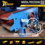 金の採鉱設備の振動の鉱石スクリーンの鉱物の分離器