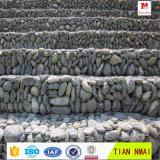 Cesta de pedra de Gabion da estrutura forte