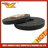 Roue de polissage non tissée d'abrasif de qualité de Kenxin