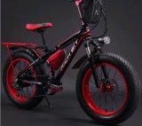 سمين إطار العجلة درّاجة كهربائيّة درّاجة كهربائيّة