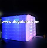 LED-helle aufblasbare Luft-Wand für Ausstellung-Zelt-Wand für Dekoration