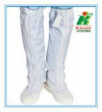 Carregador de trabalho antiestático de PVC/PU, ESD Overboot, sapatas de trabalho do ESD