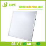 正方形LEDは60X60 Cm 40W 48W CRI80平らなLEDのパネルの天井の照明にパネルをはめる