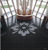 Цена 600X600mm плитки Lanka плитки черноты плитки фарфора фабрики Китая супер черное