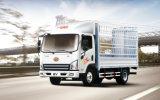 Тележка груза тележки грузовика Jiefang FAW 4X2 светлая