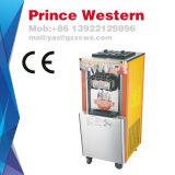 Máquina macia quente do gelado de Floorstand do baixo custo de boa qualidade da venda feita em China