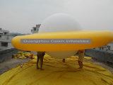 Aerostato gonfiabile dell'elio del UFO per fare pubblicità