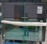 Il controllo magnetico acceca il vetro lustrato doppio