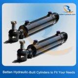 A mesma qualidade com os cilindros hidráulicos de Rexroth