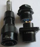 Conetores do tamanho da prova IP68 da água da série Fqx14