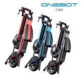 """o """"trotinette"""" elétrico da mobilidade 250W para o adulto, Ebike pode ser dobrado"""