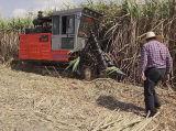 máquina segador entera de la caña de azúcar de la cosechadora del tallo 95.6kw