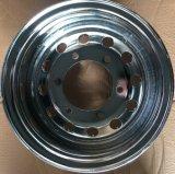 Оправа 14X7 колеса полного серебра круга стальная