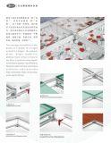 Van het LEIDENE van de manier Systeem van de Vloer het Lichte Stadium van het Tapijt voor Tentoonstelling