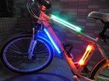 Предупредительный световой сигнал оборудования горы езды ночи вспомогательного оборудования Bike USB поручая