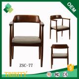 Cadeira americana do hotel do estilo para o jardim em Ashtree (ZSC-77)