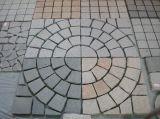 정원 포장 기계를 위한 자연적인 연석/현무암/자갈/화강암 포석