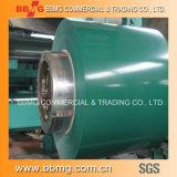 SGCC는 Prepainted 루핑 장 (SC-001)를 위한 PPGI 코일 경쟁가격 색깔 강철 코일 PPGI에 있는 직류 전기를 통한 강철판을