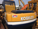 Kobelco使用された元のSk120-3の掘削機