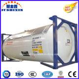 Conteneur de réservoir de gaz propane LPG / LNG de 25 000 litres 20 pieds