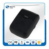 소형 58mm 휴대용 Bluetooth 열 인쇄 기계 T12를 인쇄하는 건전지 없음
