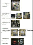 La double presse détraquée latérale droite 500ton pour l'acier de silicium de faisceau de moteur masquant avec Ompi italien sèchent l'embrayage, moteurs de Taiwan Teco