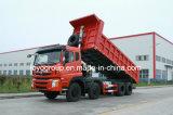 販売のためのSinotruk Cdw 340HP 8X4のダンプトラック