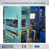 Prensa de vulcanización de goma con control del PLC de Siemens