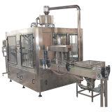 Botella automático del animal doméstico / botella de cristal de la máquina de agua de gas embotellado