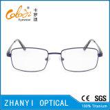 Blocco per grafici di titanio di vetro ottici di Eyewear del monocolo del Pieno-Blocco per grafici di alta qualità (9412)