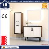 [ملمين] مزج بيضاء طلاء لّك [مدف] غرفة حمّام أثاث لازم مع جانب خزانة