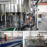 Máquina de llenado de bebidas para refrescos carbonatados