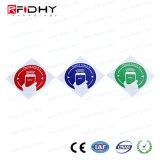 支払のためのMIFARE DESFire EV1 13.56MHz RFID NFCの札