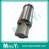 Sacador de aluminio del carburo de tungsteno de la alta calidad con la pista cruzada de la dimensión de una variable