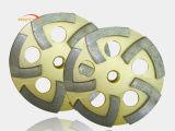 No колеса чашки диаманта меля: Fp048