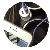 Car Cigar Plug Dual USB Phone Charger