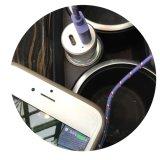 Caricatore doppio dell'automobile del USB