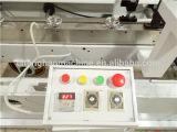 Plástico automático de la venta caliente de Chenghao plegable y que pega la máquina