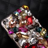 Caja cristalina de lujo del teléfono de Hotselling para el iPhone 6/6s/7