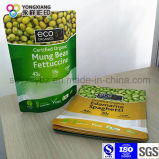 SGS Vervaardiging en Aangepaste Tribune op Zak Doypack voor Voedsel