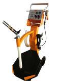 Ручная лакировочная машина порошка для изменения светопрочного красителя