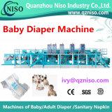 Máquina automática semi serva Ynk450-Hsv del pañal del bebé