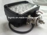 45W 6inch helles LED-Arbeitslicht mit Schwingungsdämpfer