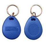 CustomedスマートなKeytagのABSドアのKeyfob 125kHz RFIDのアクセス制御Keyfob (SD8)